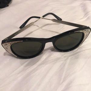 SPITFIRE Rockabilly england punk cateye sunglasses
